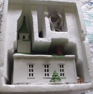 Dept 56 Heritage Village Collection New England Village Series Steeple Church