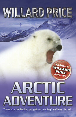Arctic Adventure, Price, Willard