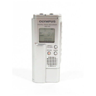 Olympus WS-100 64 MB Digital Voice Recorder with USB Interface