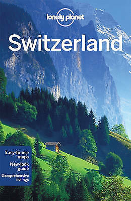 Lonely Planet Switzerland, Lonely Planet