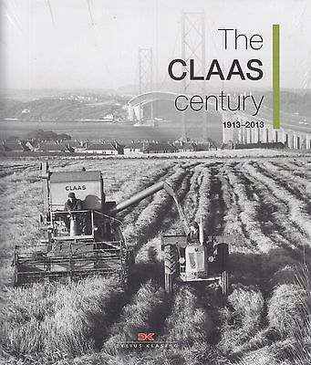 The CLAAS CENTURY 1913-2013 ~ History RARE First Edition Original Wrapping NEW