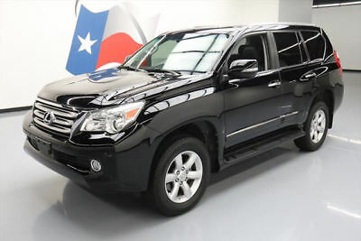 2012 Lexus GX Base Sport Utility 4-Door 2012 LEXUS GX460 4X4 7-PASS VENT SEATS SUNROOF NAV 68K #039101 Texas Direct Auto