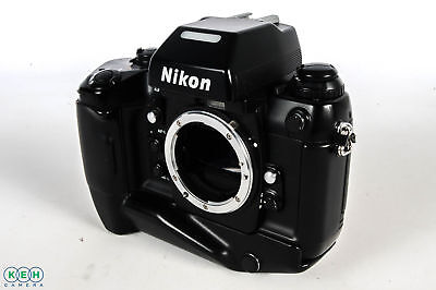 Nikon F4S 35mm Film Camera Body