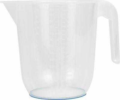 Extra Large 2L Measuring Jug Cooks Non Slip Clear Measuring Jug Baking Cooking