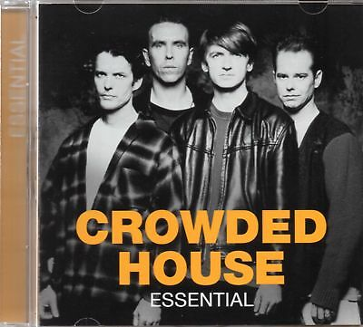 Crowded House - Essential (2011 CD EMI) Best Of 1986-1993 (New)