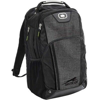 Arctic Cat OGIO Axle Backpack With Laptop and Tablet Sleeves - Black 5282-903