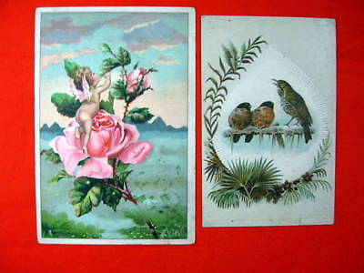 Columbus OH Capital Coffee Trade Cards 1890