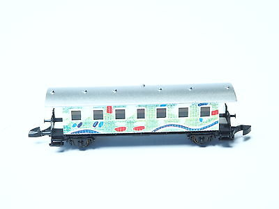 Marklin ART Z Scale 2 Axle old era passenger  car  house #24