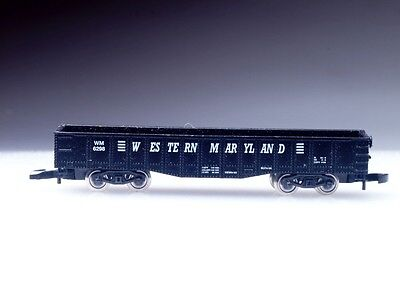 48589 Marklin Z-scale Western Maryland  Gondola USA