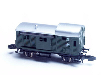 8609 Marklin Z-scale Freight train Box car DB