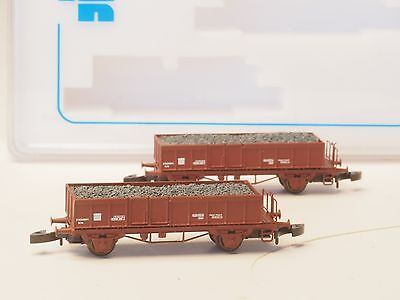 FR Z-scale 46.809.12 Swedish Hydraulic Side Dump Car class Eo of the SJ in METAL