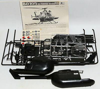1:32 Italeri 601 MBB BO 105 all purpose helicopter