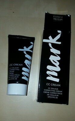 Avon mark cc colour correcting cream medium shade