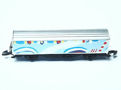Marklin ART Z Scale 2 Axle new era freight car  house #23
