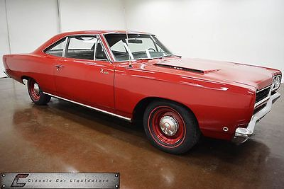 1968 Plymouth Road Runner Car 1968 Plymouth Road Runner Big Block