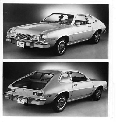 1977 Ford Canada Pinto Runabout ORIGINAL Factory Photo oub6784