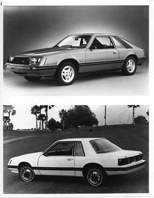1979 Ford Canada Mustang Three Door & Coupe ORIGINAL Factory Photo oub6791