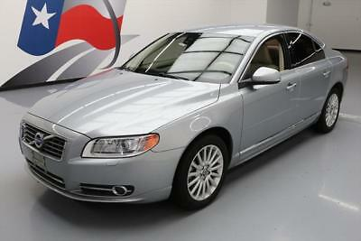 2013 Volvo S80 3.2 Sedan 4-Door 2013 VOLVO S80 3.2 SEDAN LEATHER BLUETOOTH ALLOYS 34K #169231 Texas Direct Auto