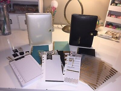Michael's Recollections Personal A6 Ring Planner Lot