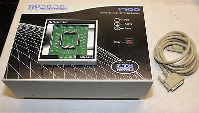 BP Microsystems FP-1700 Universal Device Programmer & SM84-UP