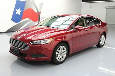 2014 Ford Fusion  2014 FORD FUSION SE ECOBOOST BLUETOOTH ALLOY WHEELS 19K #328893 Texas Direct