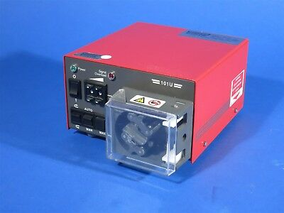Watson Marlow 101U Peristaltic Pump Variable Speed Excellent - Fully Tested