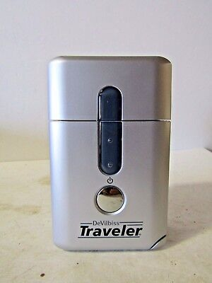 DeVilbiss Traveler Portable Nebulizer System New never Used By Anyone