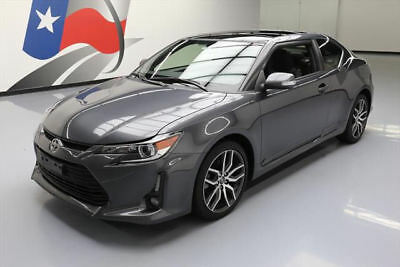 "2015 Scion tC Base Coupe 2-Door 2015 SCION TC AUTOMATIC CRUISE CTRL 18"" WHEELS 50K MI #096365 Texas Direct Auto"