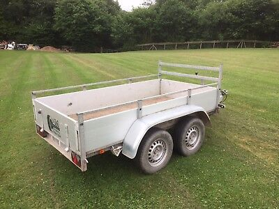 Trailer General Purpose 8'x4' NOT Ifor Williams