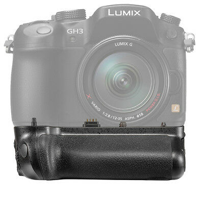 Battery Hand Grip for Panasonic Lumix DMC-GH3 GH4 Camera Photo / DMW-BLF19