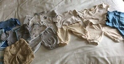 Baby Boys Clothes Bundle0-3