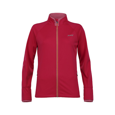 Zoot Women's Spin Drift Softshell Jacket Punch Small