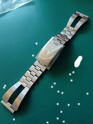 Seiko 6106-6430, Stainless Steel Bracelet, Genuine Seiko Nos 19mm