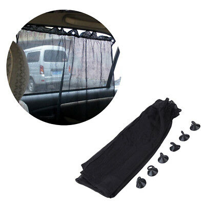 2x Universal Car Front Rear Side Window Sun Shade Protector Cover Visor Shield