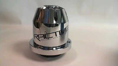Ractive Translucent Heat Shield Stainless Steel Air Filter SF300 #30B4