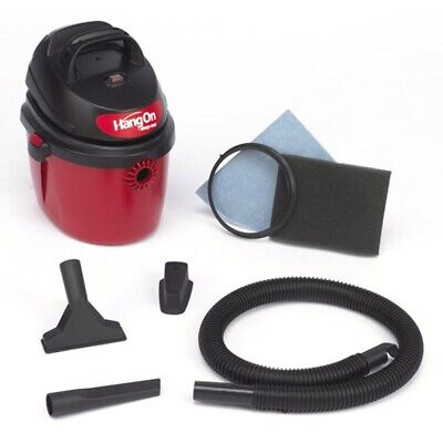 Shop-Vac 2036000 2-1/2 Gallon 2 HP Wet/Dry Vac with Accessories