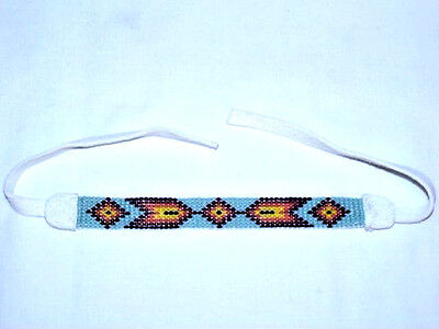 Great Choctaw Indian Beaded Bracelet