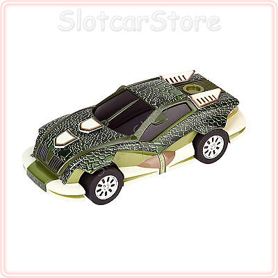 """Carrera GO 61254 Marvel The Amazing Spider-Man """"Lizard Tail Spinner"""" 1:43 Auto"""