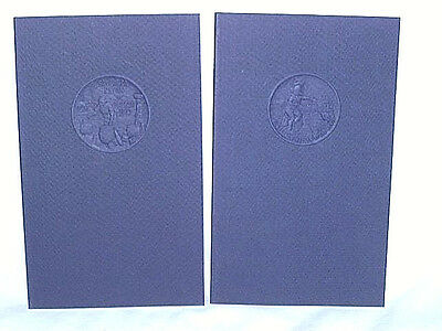 2 Indian Tribal Books, Signed & Numbered ( Hopi & Papago ).