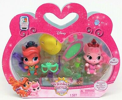 Disney Princess Palace Pets Whisker Haven Treasure and Dreamy Pool Party Doll