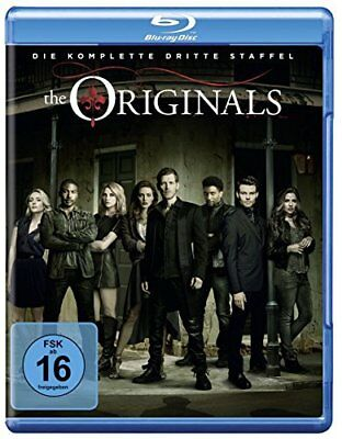 The Originals -  Die komplette Staffel 3 [Blu-ray] | DVD | neu