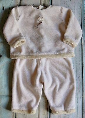 Burberry Baby Boy Or Girl Designer Clothes Towelling Suit 6 Months VGC