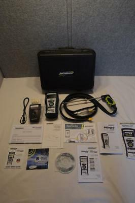 New - Bacharach Fyrite Insight Plus Combustion Analyzer With Reporting Kit