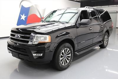 2015 Ford Expedition  2015 FORD EXPEDITION EL ECOBOOST 8-PASS LEATHER NAV 21K #F45455 Texas Direct