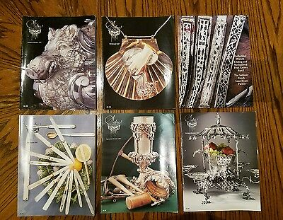 Silver Magazine  1997 COMPLETE YEAR (×6)   RARE!!!  MUST SEE