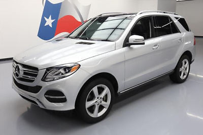 2016 Mercedes-Benz GLE-Class  2016 MERCEDES-BENZ GLE350 P1 PANO ROOF NAV HEATED SEATS #656020 Texas Direct