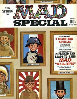 Mad Special Spring 71 Almost VFNM