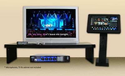 K-Star 8 TOUCH SCREEN KARAOKE JUKEBOX PLAYER, music, machine, system