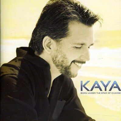 Kaya - Born Under the Star of Change [New CD] Jewel Case Packaging