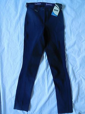 *new* Dublin Ladies Sz A10 Eu36 Supafit Jodphurs Horse Riding Pants/breeches